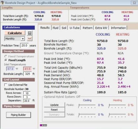 GLD Software - Advanced Hybrid Tool - Windows™-based